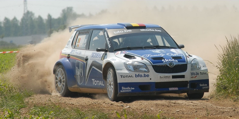 Freddy Loix - Sezoensrally 2011