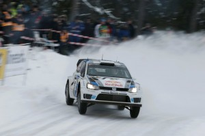 OGIER - SWEDEN 2013 (vw motorsport)